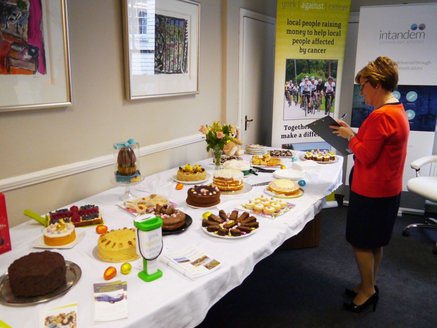 Easter Bake Off Event